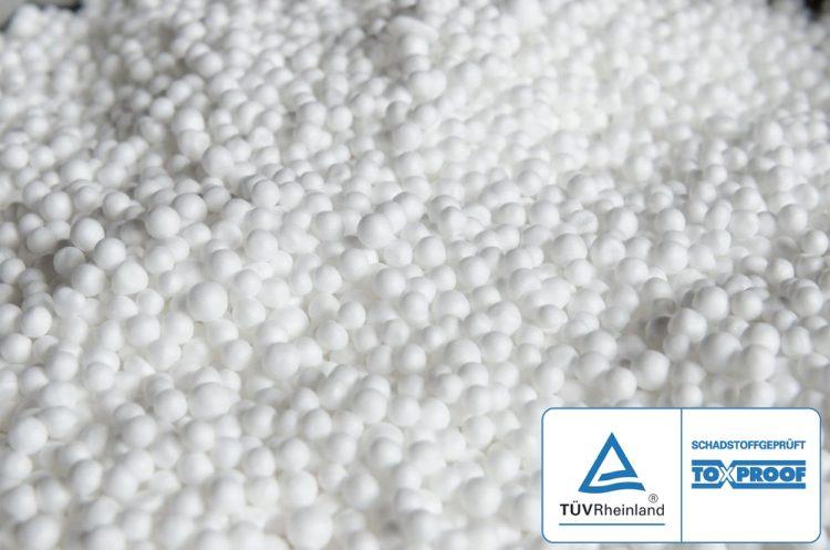 Toxproof® Polystyrolperlen
