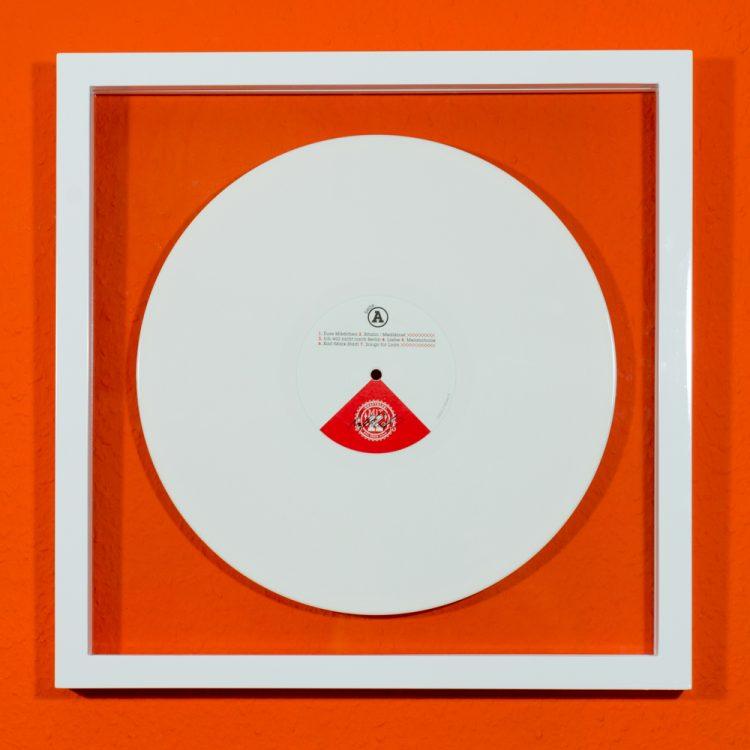 Vinyl Cover Rahmen (12\