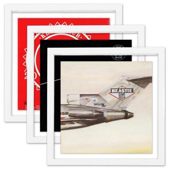 Fünf vor Zehn - Vinyl Cover Rahmen Sparpaket