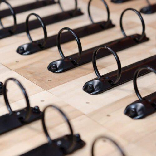 Kalenderhalterung Ringbuchmechanik Standard | Fünf vor Zehn