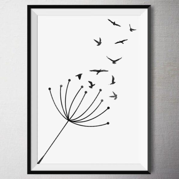 Fine Art Print - Autumn | Fünf vor Zehn