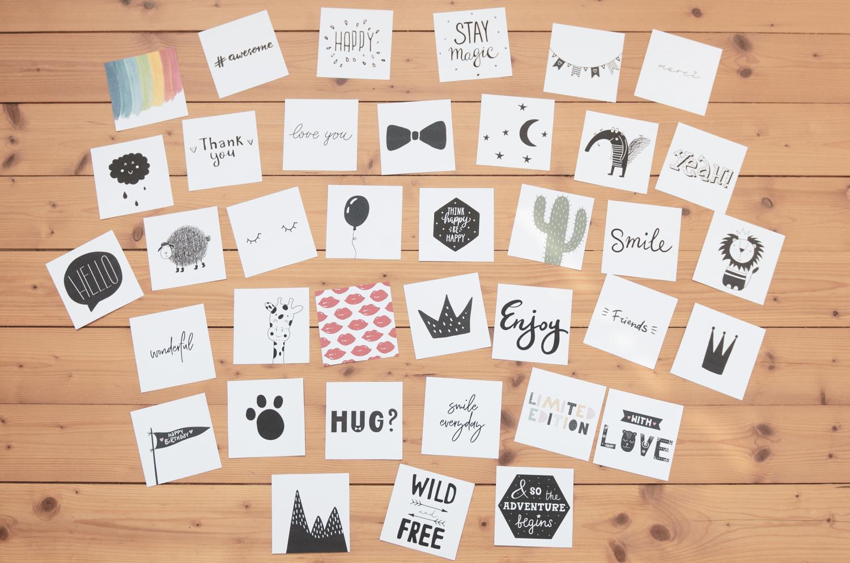 Squarecards | Fünf vor Zehn